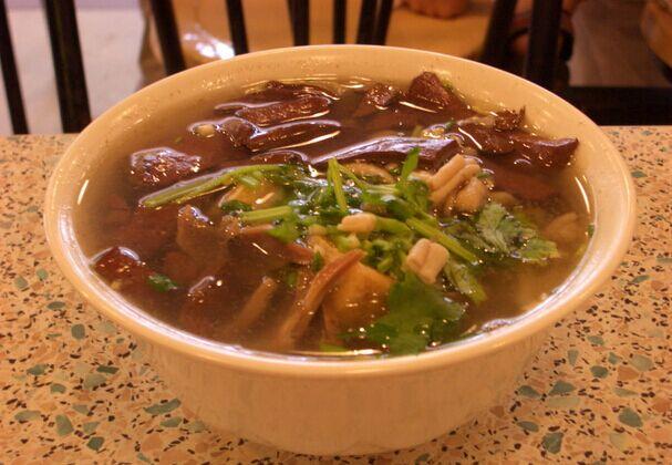 南京去哪里学习鸭血粉丝汤技术