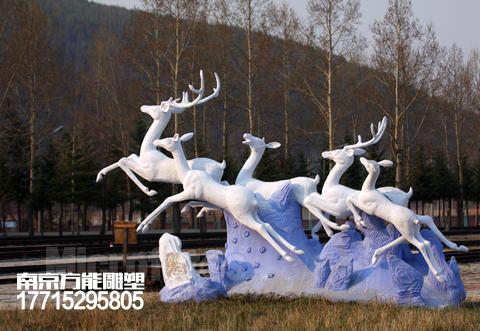 主营:动物雕塑,人物雕塑