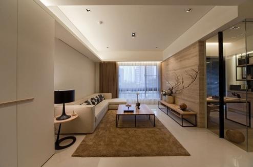浦口130平米新房装修设计