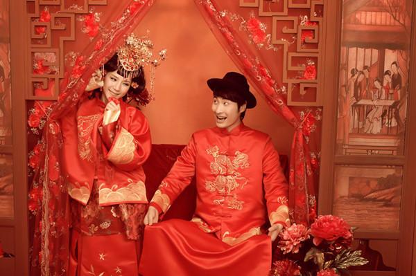 2014复古婚纱经典风格元素大全