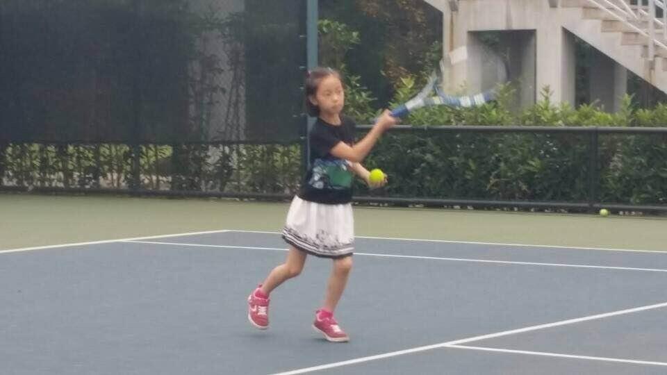 南京决将网球俱乐部 少儿网球培训班