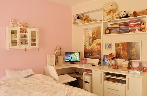 南京专业的女生房间装修找哪家