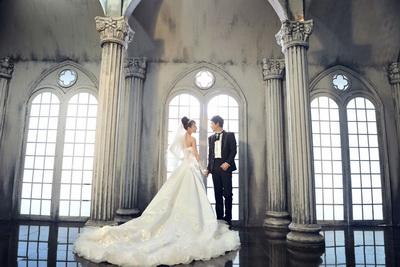 新新娘婚纱摄影风格_婚纱摄影影楼 最新婚纱照片风格欣赏 韩式结婚照 婚纱摄影哪家好