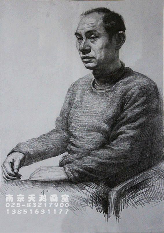 素描色彩在南京是哪家画室做的比较好