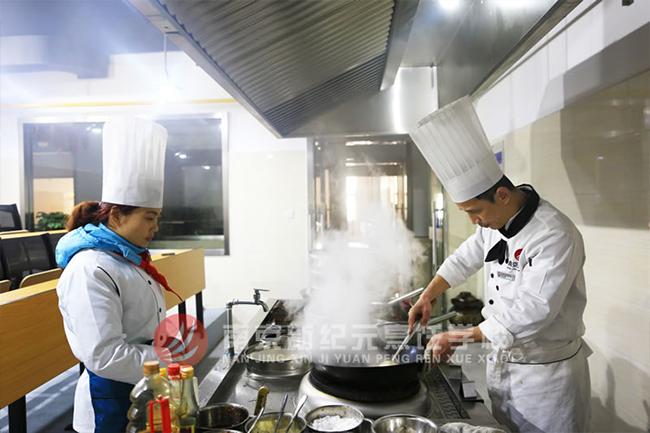 南通学习做菜实操教学