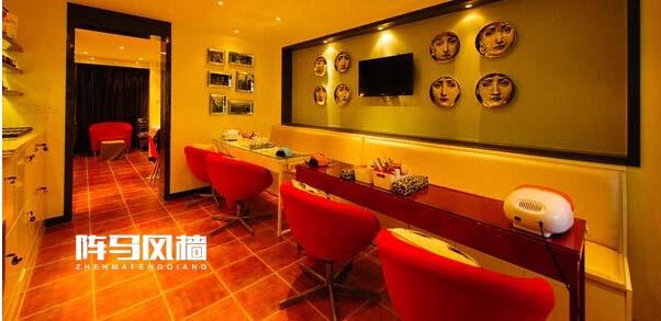 南京美甲店装修设计公司哪家好高清图片