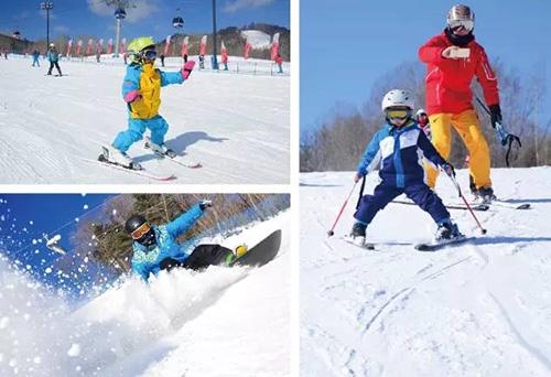 南通亲子滑雪冬令营,战旗两天一夜冬令营火爆进行时