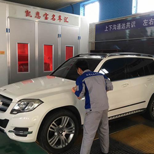 银川金凤区值得认可的汽车喷漆机构