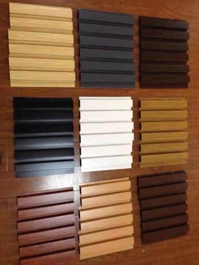 长城板主要是由铝合金材料做成的一种墙面装饰板