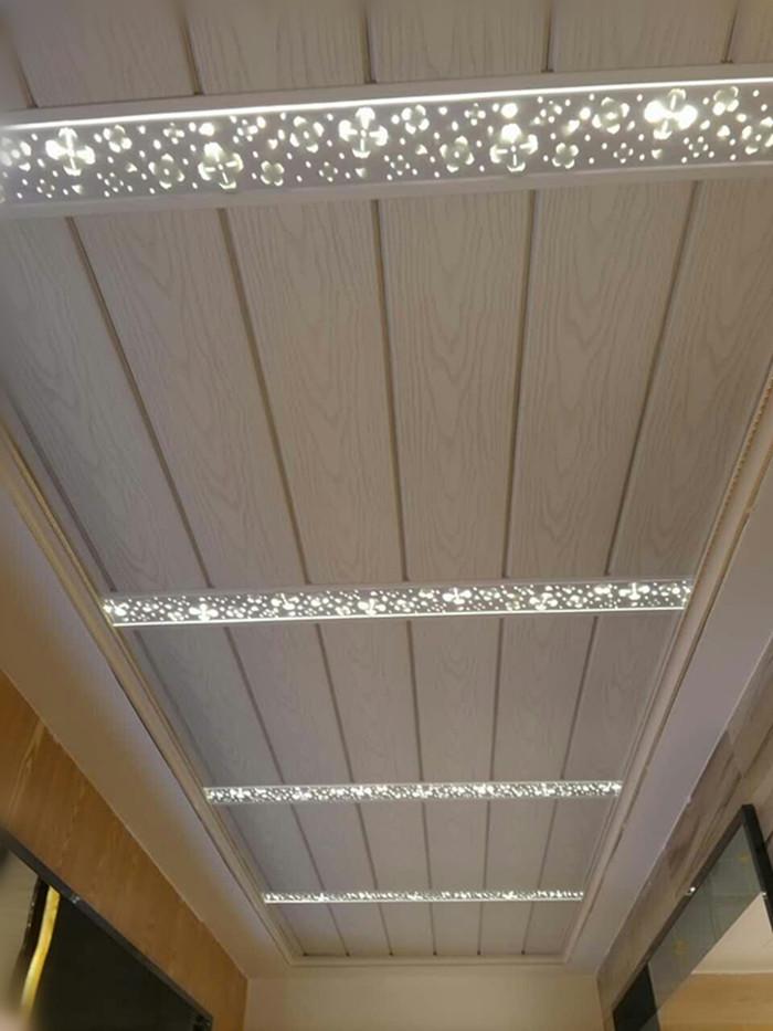 150*600木纹铝扣板厂家 木纹铝扣板价格实惠