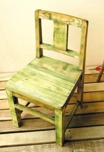 木凳子设计手绘图