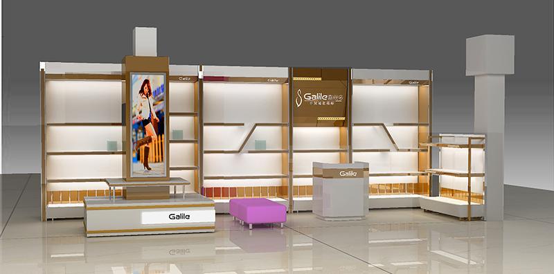 我想知道濟南熱門的設計工作室做SI空間展廳設計