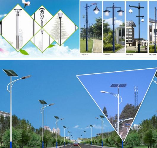 帕沃尔说说太阳能光伏路灯高度及间隔要如何设置