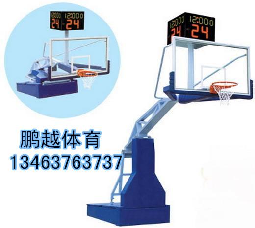 河北加固型防液压篮球架厂家图片