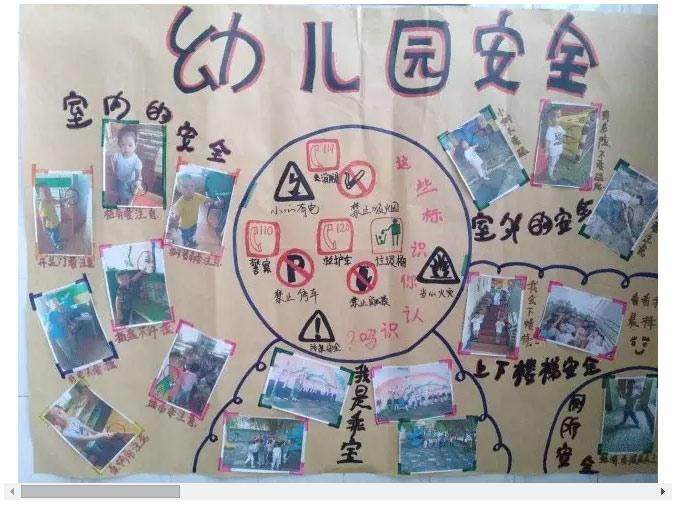 奇德金星教育集团幼儿园消防演习活动