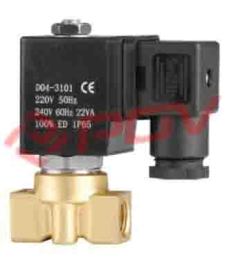 1/8寸微型电磁阀/上海电磁阀电压ac220v图片