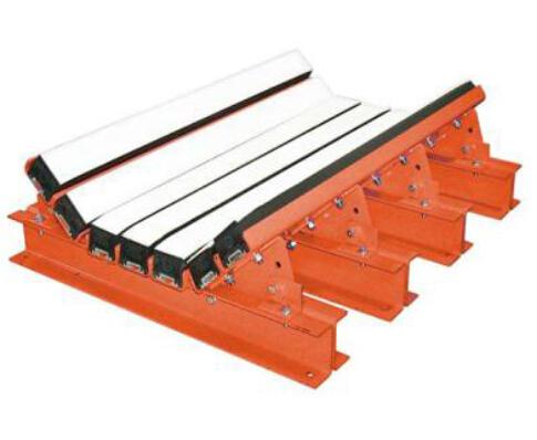 洛克马丁gdt缓冲床的底座是由四根工字钢构