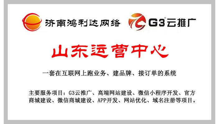 济南鸿利达济南专业网络推广公司网站建设公司-郑州网站建设