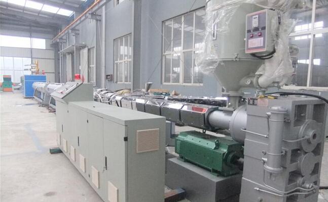 排水管设备厂家青岛仕诚塑机您的首选