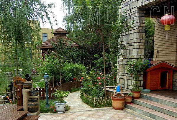青岛园林绿化设计,别墅庭院景观设计专业公司,首选万林园林