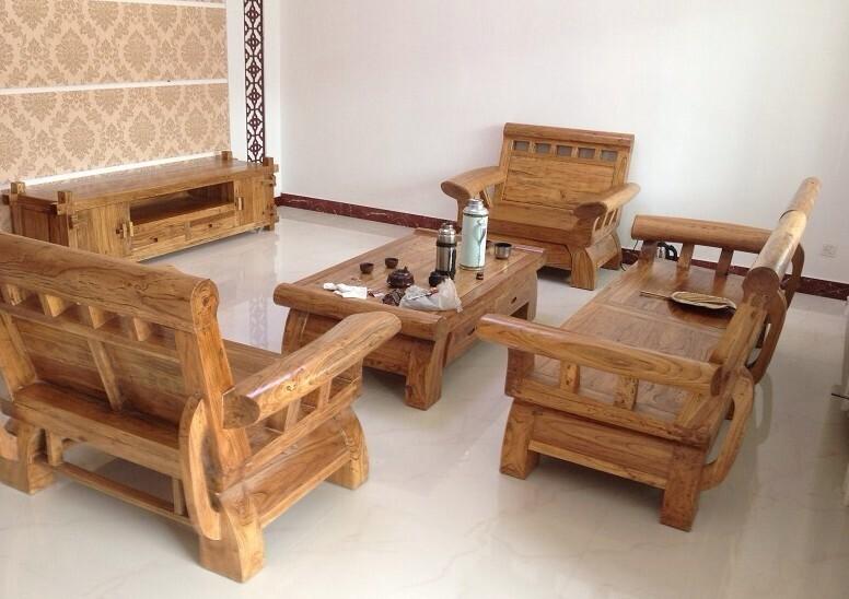 淄博潍坊济南老榆木家具生产厂家哪家好?