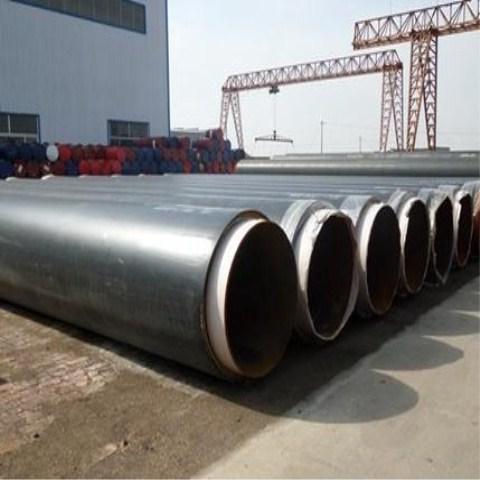 阳泉预制直埋聚氨酯保温管生产工艺