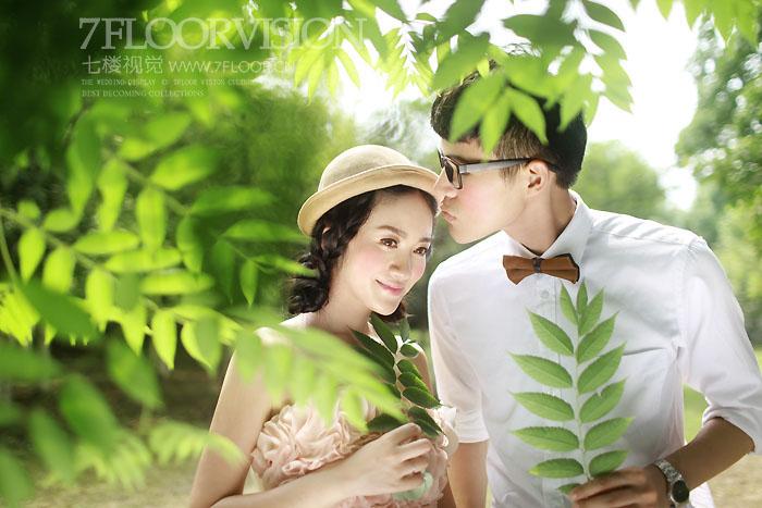 南京外景婚纱照作品
