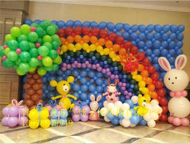 幼儿园装修图片 幼儿园舞台布置