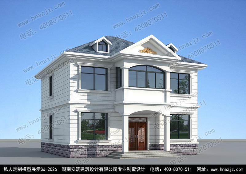 长沙高档别墅设计需要多少钱?高品质设计_湖南安筑