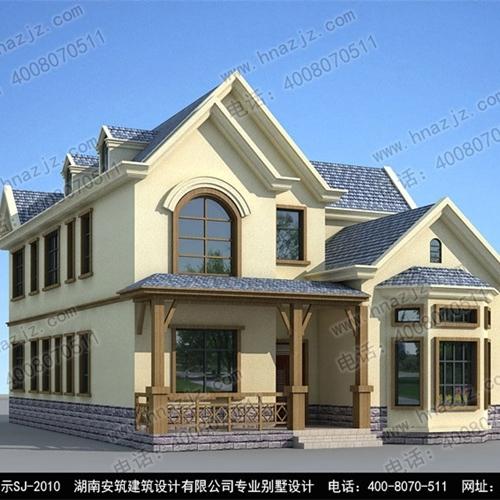 广东2019农村中式别墅设计图纸哪里有卖