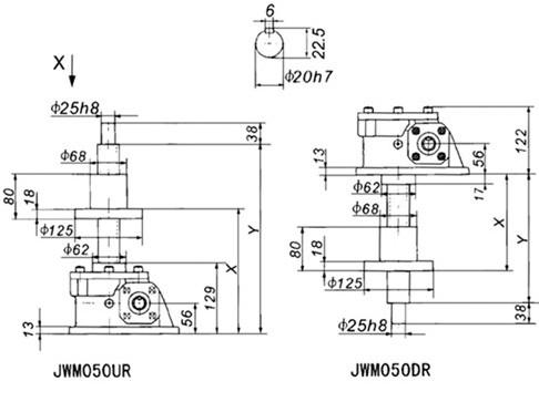10米升降机控制电路图