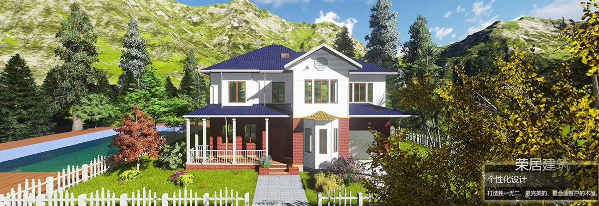 不管是旅游景区还是新农村建设,都能见到木屋的声影,目前来说木屋别墅