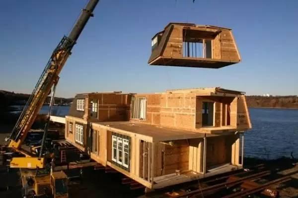 装配式木结构连接件公司哪家好?荣居建筑质量保证!