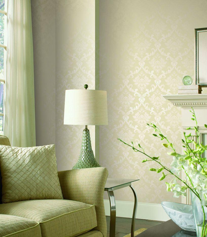 青岛 素色客厅简约 卧室仿木条纹理客厅满铺墙面壁纸 高清图片