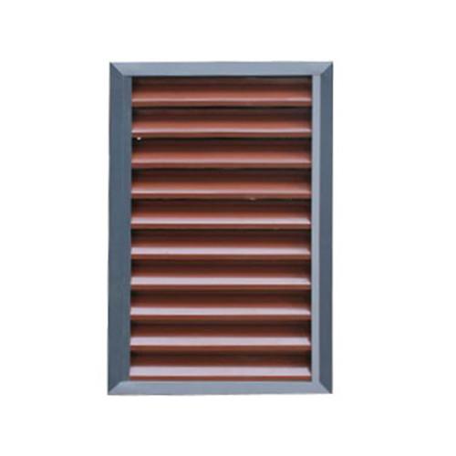 仙桃彭场镇专业团队打造高端铝合金防雨百叶窗