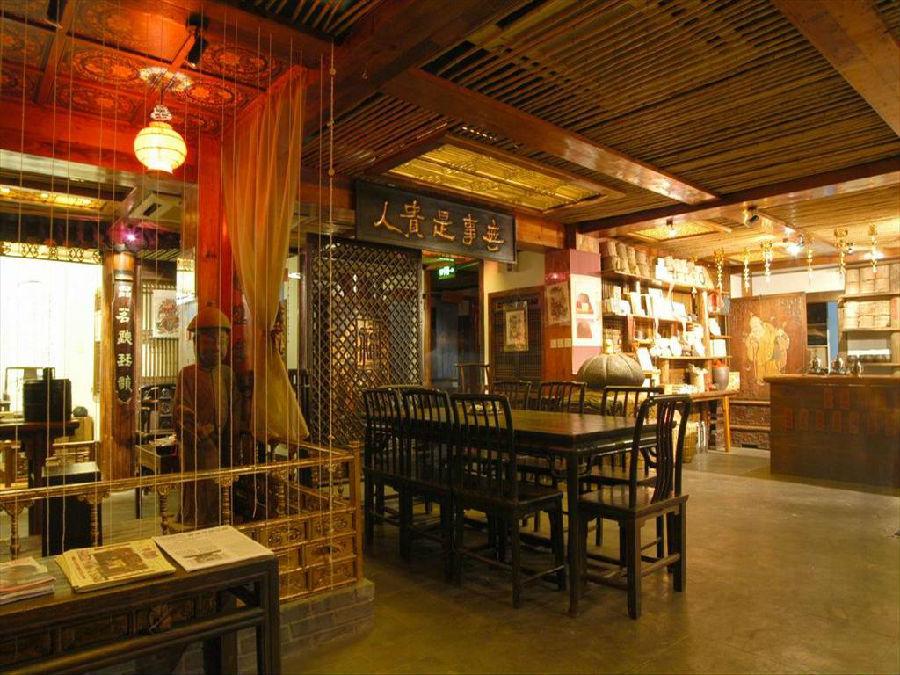 现在,全国各城市有特色的中小型餐厅也开始在环境上下工夫.