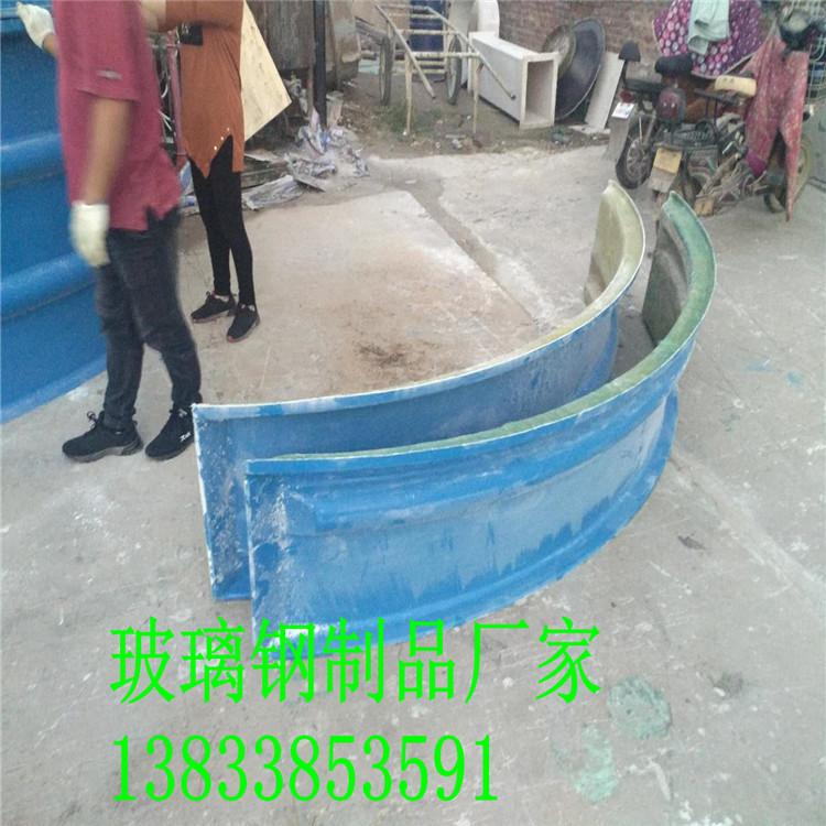 污水池玻璃钢盖板潘庄镇6米深污水池加盖支撑力度强