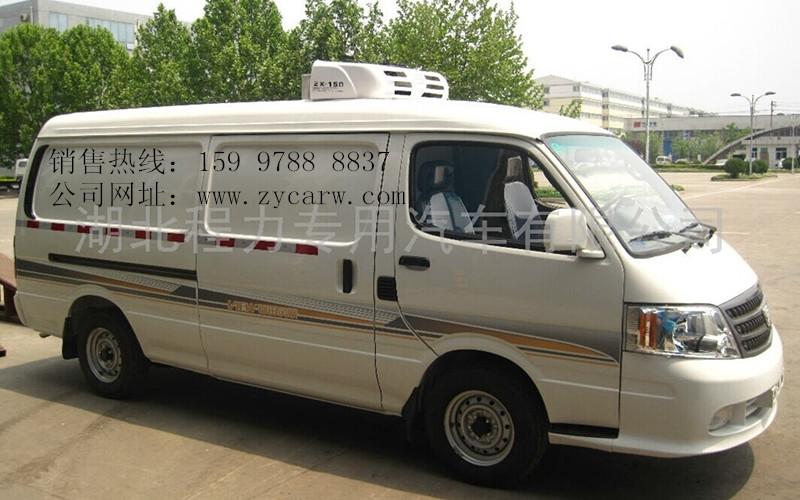 哪里的肉钩冷藏车最便宜 15997888837高清图片