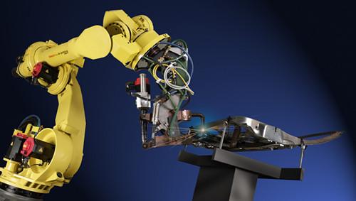 2017我们一起相约工业机器人技术 包教包会