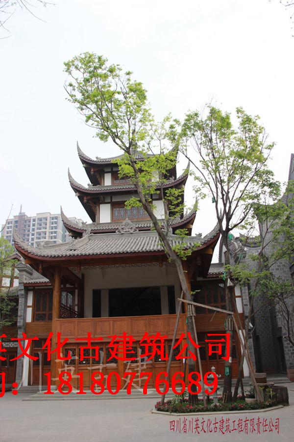 四川成都藏式建筑哪家做的案例多图片