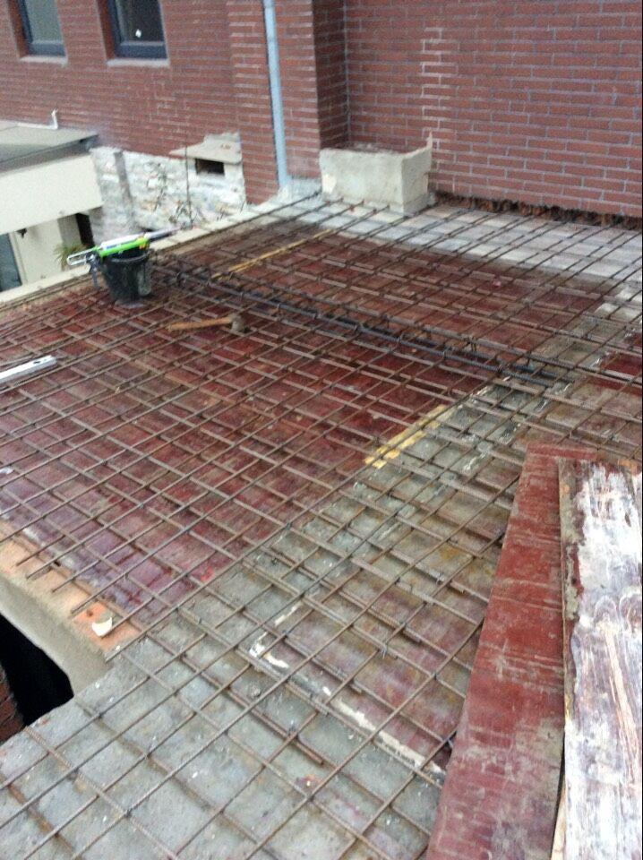 混凝土楼梯制作,二层制作,搭建,混凝土结构加层,别墅改造,加层加顶