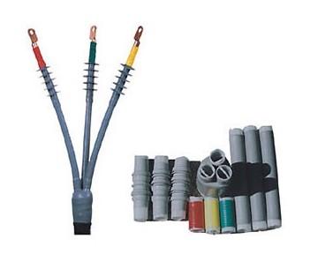 电缆末端或接头处
