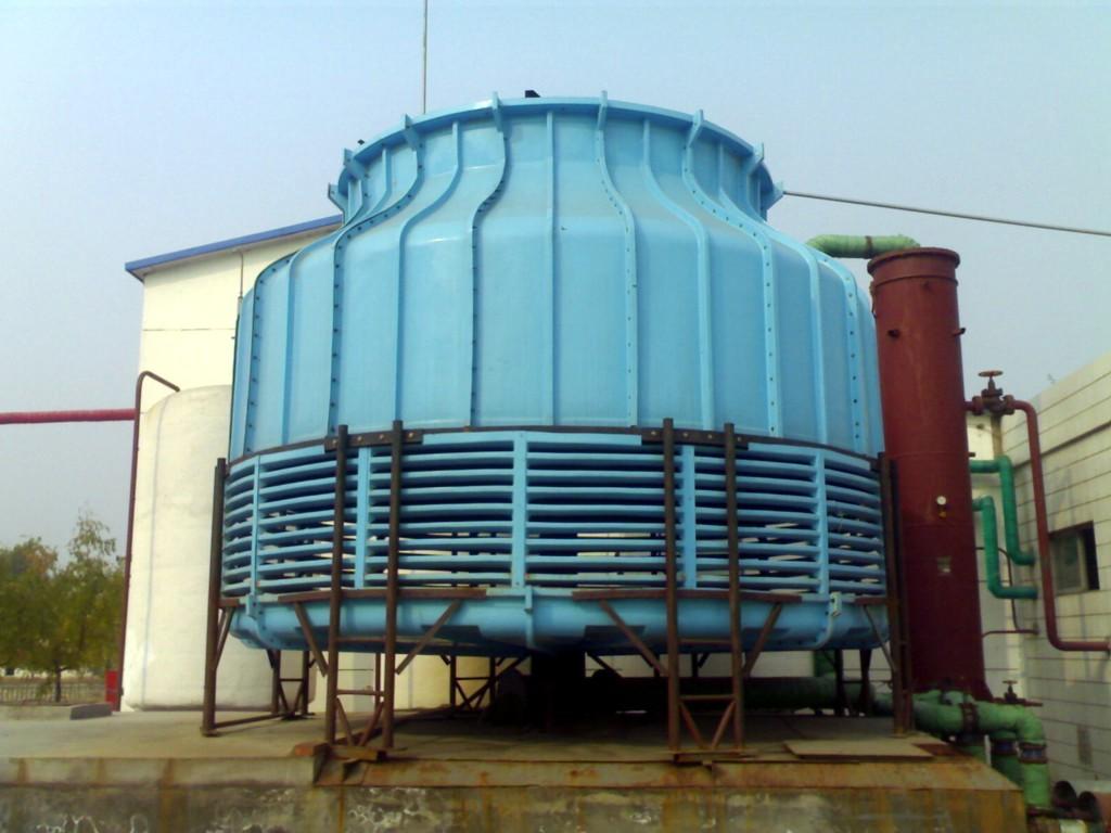 冷却塔进水
