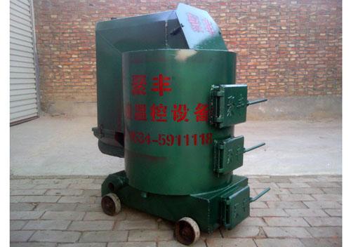 水暖锅炉占地面积小,结构紧凑.
