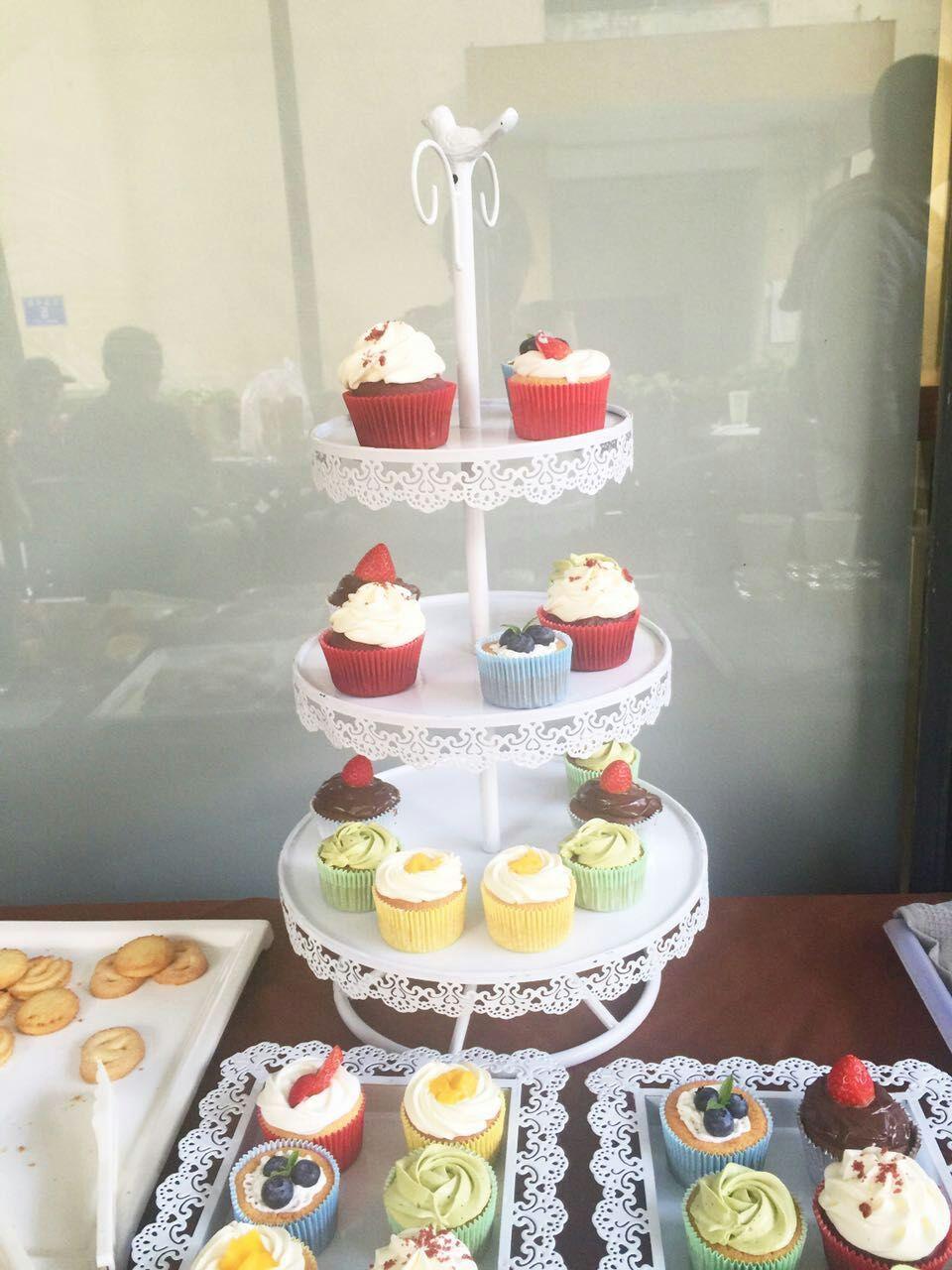 生日蛋糕牛可爱图片