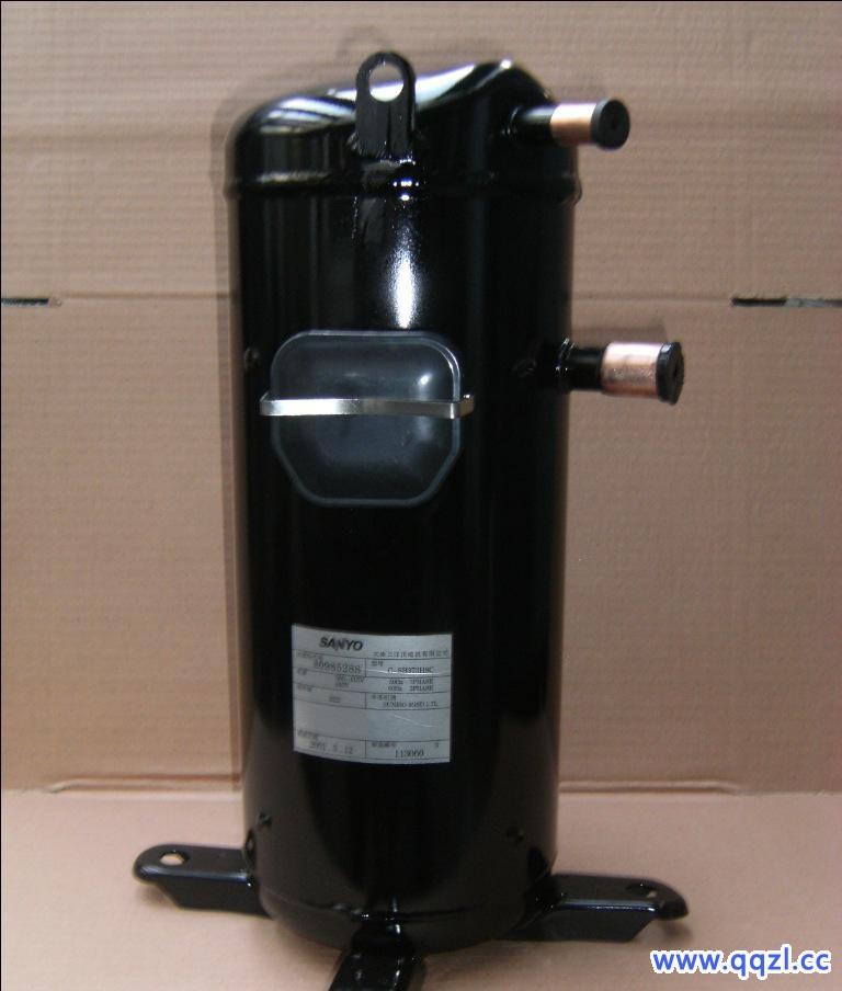 汽车空调压缩机内部结构图片