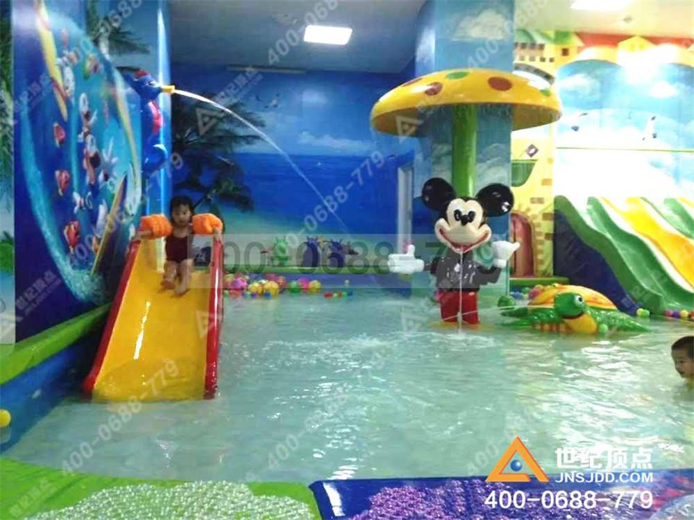 青岛莱西望城街道办事处做儿童戏水乐园赚钱吗儿童水上乐园如何装修