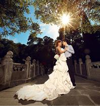 影楼新娘婚纱造型-影楼化妆造型培训