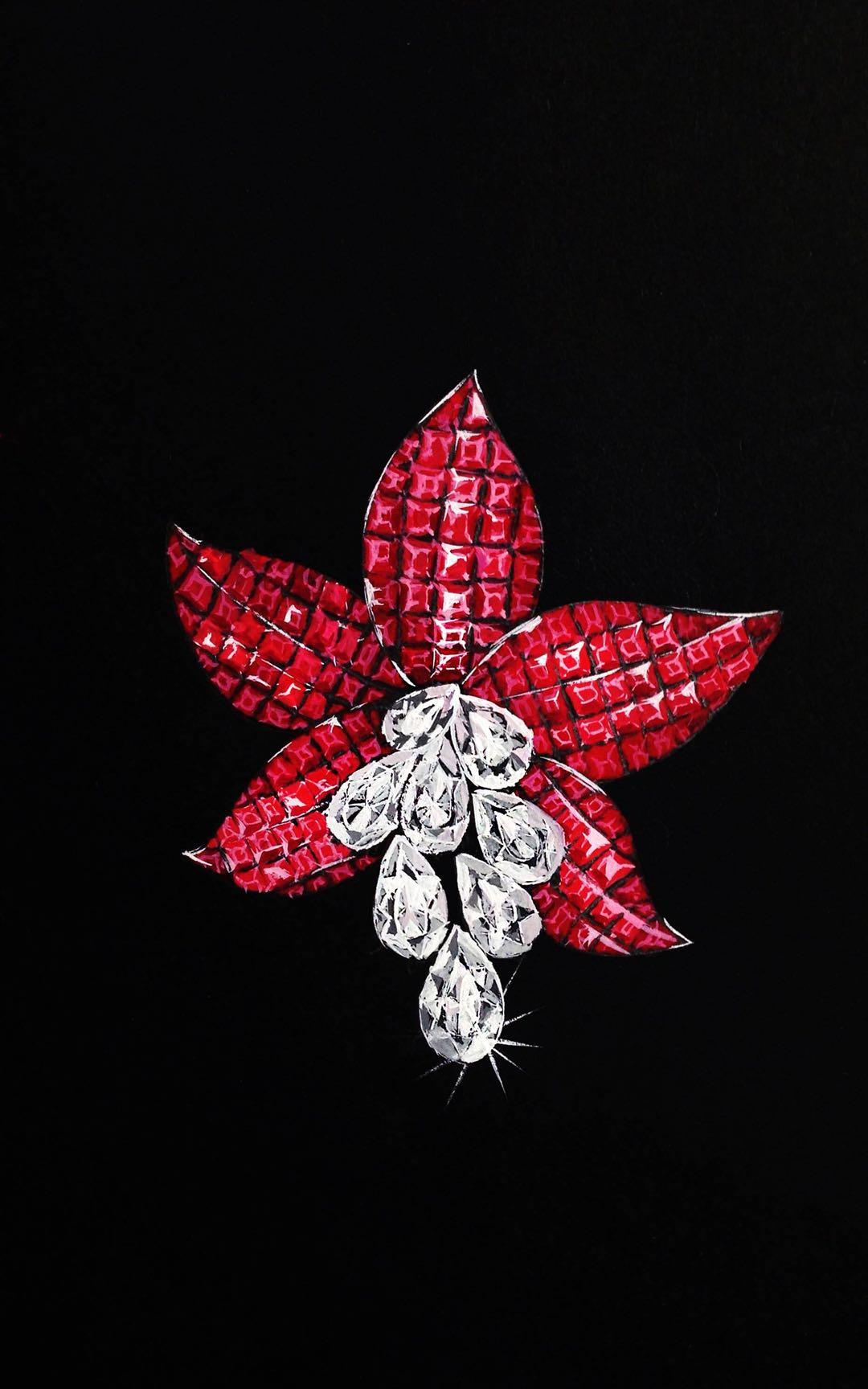 珠宝首饰设计手绘培训课程