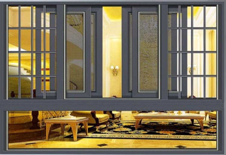 铝合金窗户组装步骤图